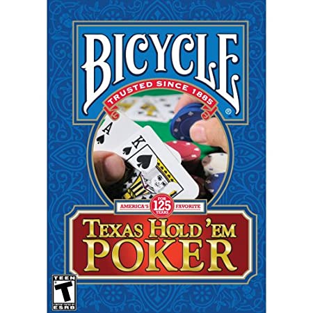 Bicylce Texas Hold 'em [Download]