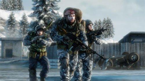 Battlefield Bad Company 2 galerija