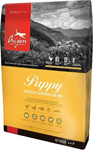 Orijen Puppy Formula, 4.5 lb (Orijen Puppy Food compare prices)