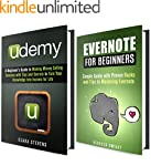 Evernote and Udemy Box Set: Beginner'...