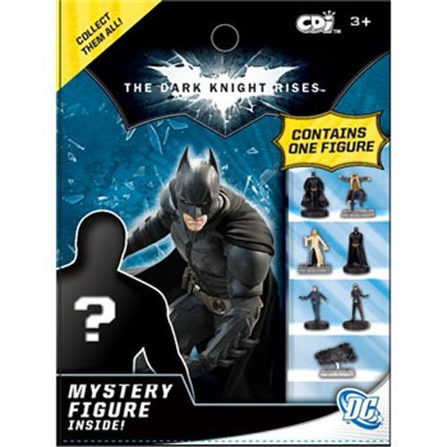 Batman The Dark Knight Rises - Mystery Figure - FOIL BAG (1 figure per pack)