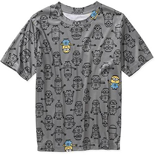 Despicable Me Minion Graphic T-Shirt, Size L (10/12)