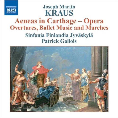 Aeneas i Cartago (Aeneas in Carthage): Act II: No. 11. Ballet Att Skjuta med baga (Archery Contest)