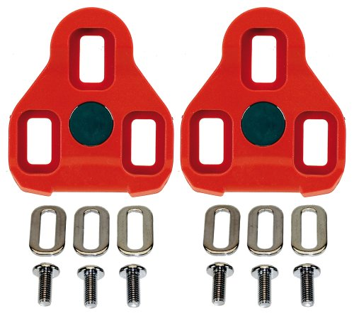Exustar LOOK Keo Compatible Cleat Set (Cycling Shoe Cleat Set compare prices)