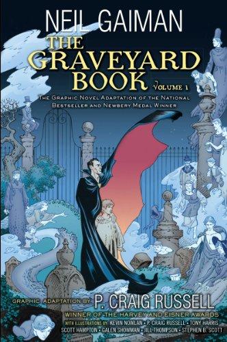 P. Craig Russell  Neil Gaiman - The Graveyard Book Graphic Novel: Volume 1