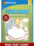 The Tale of Peter Rabbit--- READ-PLAY-LEARN edition with Free Games Inside ---: Childrens Easter Book Collection (KiteReaders Classics)