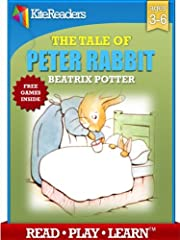 The Tale of Peter Rabbit--- READ-PLAY-LEARN edition with Free Games Inside ---: Children's Easter Book Collection (KiteReaders Classics)