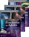 img - for Rockwood, Green, and Wilkins' Fractures in Adults and Children Package book / textbook / text book