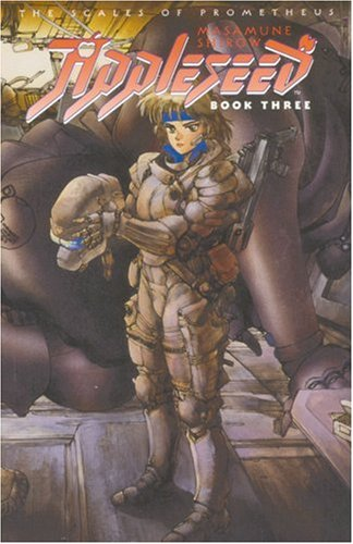 Appleseed Book 3: The Scales of Prometheus (Appleseed)Masamune Shirow