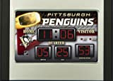 Pittsburgh Penguins Scoreboard Desk Clock at Amazon.com
