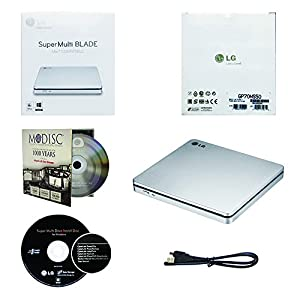 lg slim portable dvd writer how to play dvds gp70ns50