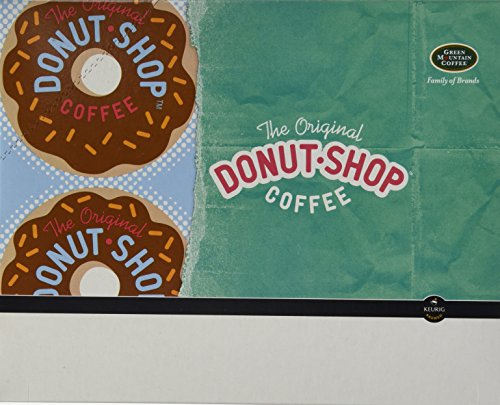 how many calories in a donut shop k cup