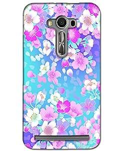 WEB9T9 ASUS ZENFONE 2 LASER ZE550KL Back Cover Designer Hard Case Printed Cover