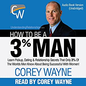 How to Be a 3% Man Audiobook