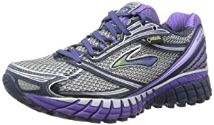 Brooks Womens Ghost 6 Gore Tex W Running Shoes 1201431B716 Minight/Ultra Violet/Passat Grey/Silver/Black 5.5 UK, 38.5 EU, 7.5 US