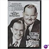 Laurel & Hardy / seeing double plus 15 minutes of fame - DVD