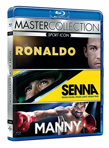 Sport Icon Collection (3 Blu-Ray)
