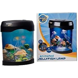 Discovery Kids Animated Jellyfish Lamp MULTI