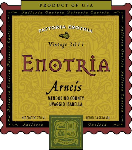 2011 Graziano Family Of Wines Enotria Arneis 750 Ml