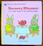 img - for Nursery Rhymes: I'm a Little Teapot and the Itsy-Bitsy Spider (My First Golden Book) book / textbook / text book