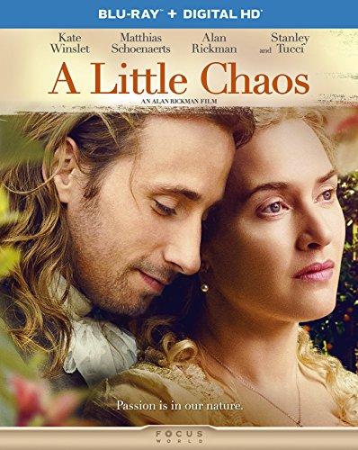 A Little Chaos (Blu-Ray +Digital HD)