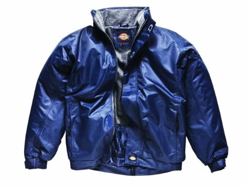 Dickies Cambridge - Giubbotto - Uomo (L) (Blu navy)