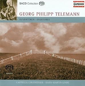 Telemann G.P.: Overture (Suit