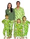 SleepytimePjs Christmas Trees Family Matching Pajamas