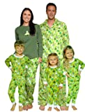 SleepytimePjs Christmas Trees Family Matching Pajamas