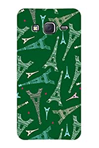 ZAPCASE PRINTED BACK COVER FOR SAMSUNG GALAXY J7