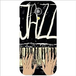 Motorola Moto G (2nd Gen) Back Cover - Jazz Designer Cases