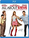 Cover art for  All About Steve [Blu-ray]