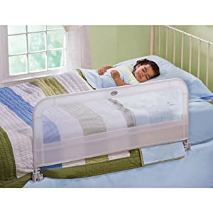 Summer Infant Sure and Secure Single Bedrail, 2 Pack