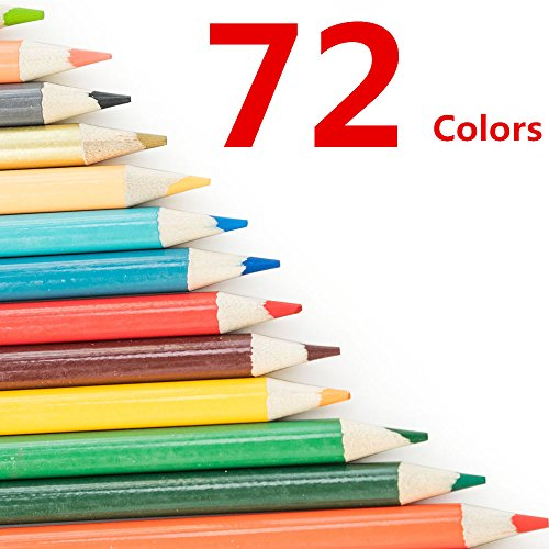 Reaeon-72-Coloring-Pencils-Art-Set-Colored-Wooden-Pencil-with-Watercolor-Soft-Core-for-Adults-Coloring-Books-Drawing-Sketch-Secret-Garden-No-Duplicates-Great-School-Supplies-for-Kids