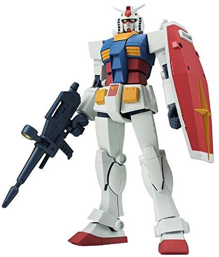 Gundam RX-78-2 ANIME Version Robot Spirits Action Figure (Anime Robot compare prices)