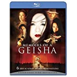 Memoirs of a Geisha [Blu-ray] ~ Ziyi Zhang