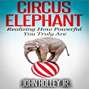 Circus Elephant: Realizing How Powerful You Truly Are (       UNABRIDGED) by John Holley Jr. Narrated by Phillip J Mather
