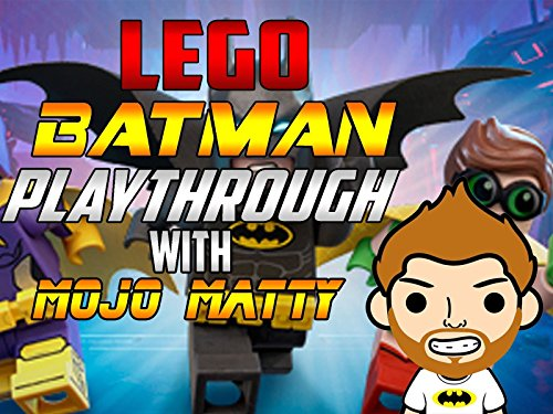 Clip: Lego Batman Playthrough With Mojo Matt - Season 1