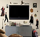 Harry Potter Peel & Stick Wall Decals 10 x 18in