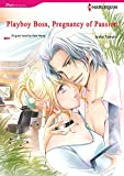 PLAYBOY BOSS, PREGNANCY OF PASSION (Harlequin comics)