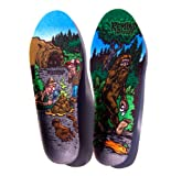Remind Insoles Medic Big Foot Insole, Multi, 9-9.5