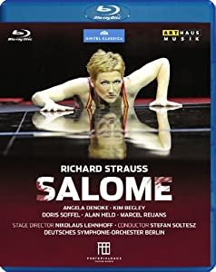 Richard Strauss Salome Arthaus 108037 Blu-ray 2012 by Arthaus