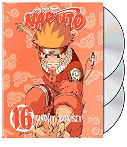 Naruto: Volume 16