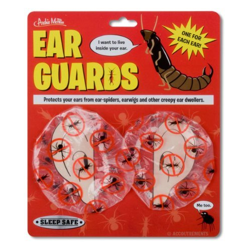 Novelty Ear Guards