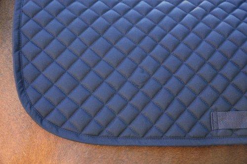 Satteldecke Dressur / Schabracke dunkelblau