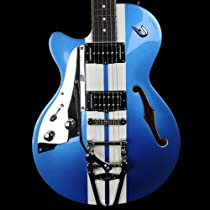 Duesenberg Starplayer TV - Left Handed - Mike Campbell Ltd Edition with Case & COA