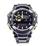 Lenco Black dial Men's Watch - Cplencoquasiylw