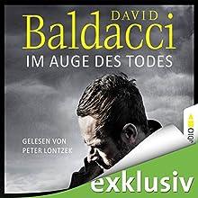 Im Auge des Todes (Will Robie 3) Hörbuch von David Baldacci Gesprochen von: Peter Lontzek