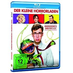 BD * Der kleine Horrorladen BR [Blu-ray] [Import allemand]