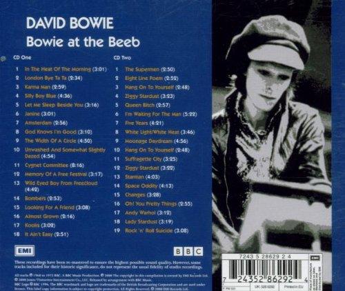 DAVID BOWIE London Bye Ta Ta 1968 - YouTube